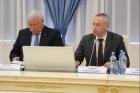 Сергей Жвачкин и Андрей Травников