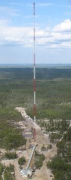 Обсерватория ZOTTO, Туруханский район Красноярского края.